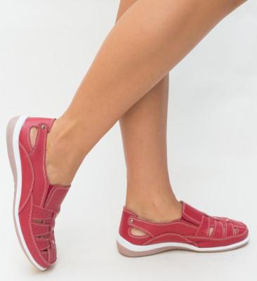 Pantofi Casual Romeo Rosii