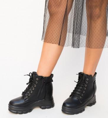 Pantofi Sport Tecano Negri 2