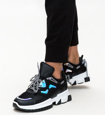 Pantofi Sport Ormak Negri