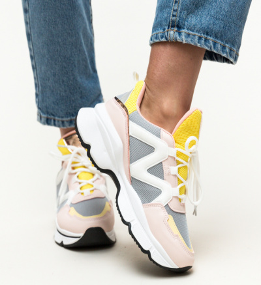 Pantofi Sport Maslo Roz