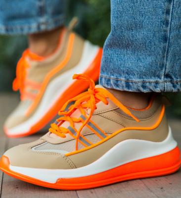 Pantofi Sport Rujee Bej