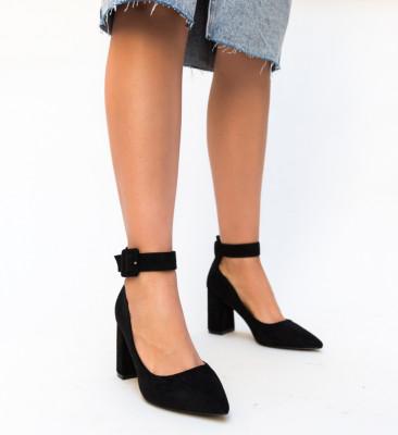 Pantofi Loga Negri