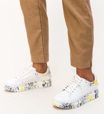 Pantofi Sport Juke Galbeni