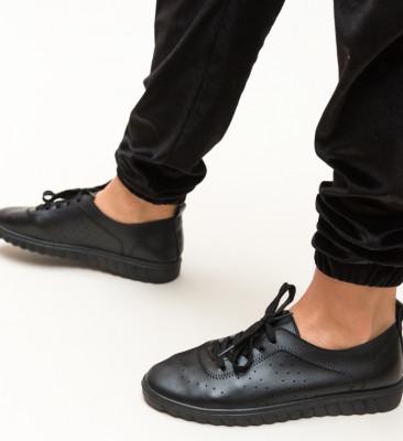 Pantofi Sport Pompir Negri