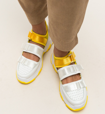 Pantofi Sport Paloma Galbeni