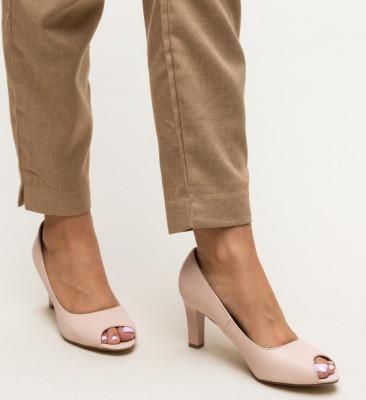 Pantofi Kofi Roz