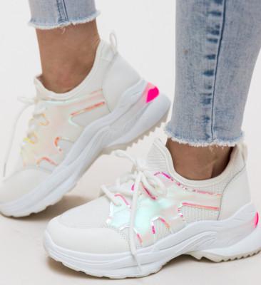 Pantofi Sport Bush Roz