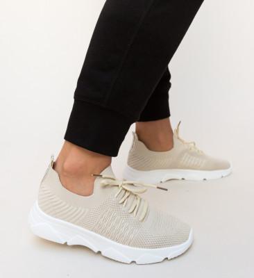 Pantofi Sport Geppi Bej