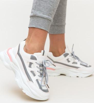 Pantofi Sport Nishtula Roz