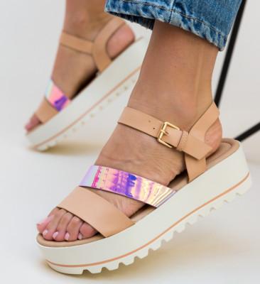 Sandale Bella Nude
