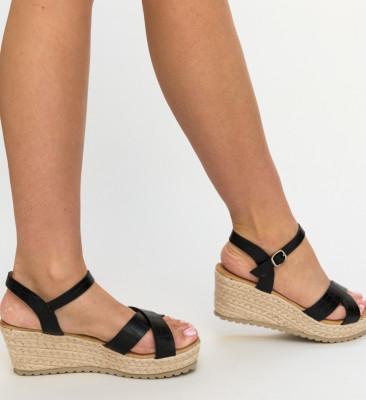 Sandale Nazim Negre
