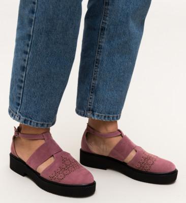 Pantofi Casual Aston Roz