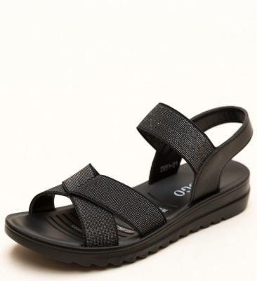 Sandale Irfan Negre 2