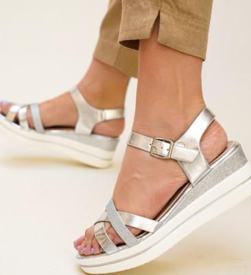 Sandale Didi Argintii