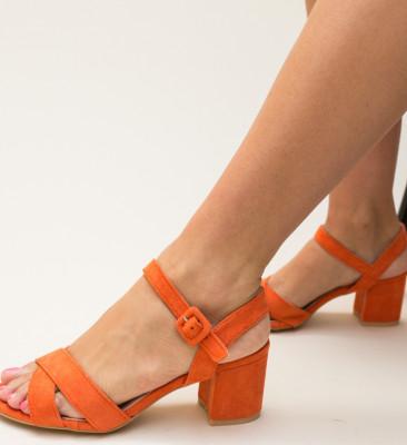 Sandale Stout Portocalii