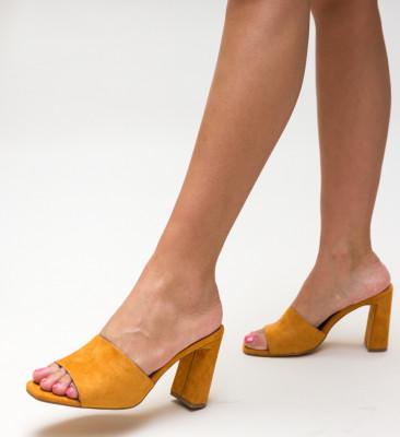 Sandale Guste Camel