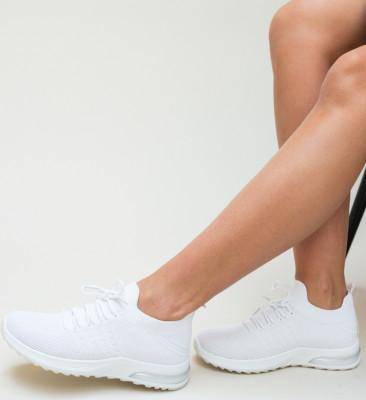 Pantofi Sport Zion Albi