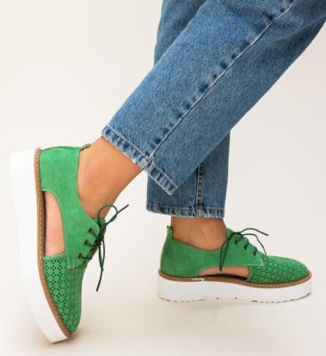 Pantofi Casual Ardilen Verzi