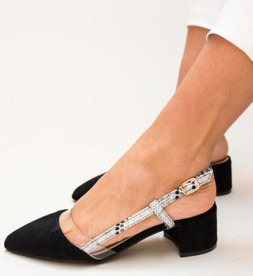 Pantofi Conall Negri