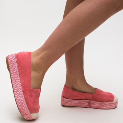 Espadrile Hexagon Roz