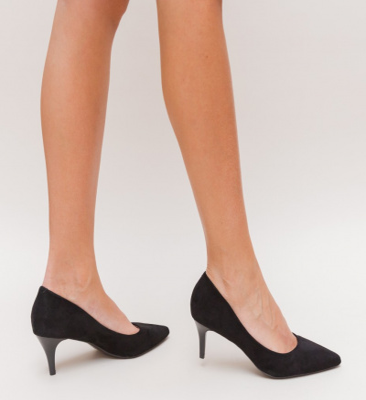 Pantofi Aida Negri
