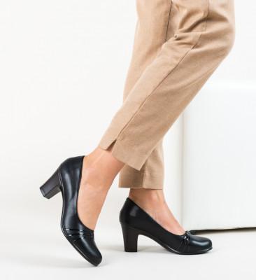 Pantofi Albie Negri