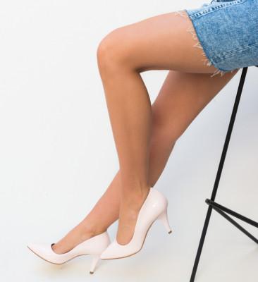 Pantofi Buhas Roz