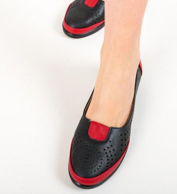 Pantofi Casual Aldron Rosii