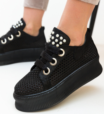 Pantofi Casual Blinders Negri