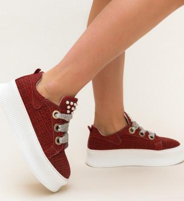 Pantofi Casual Blinders Rosii