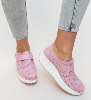 Pantofi Casual Bozta Roz