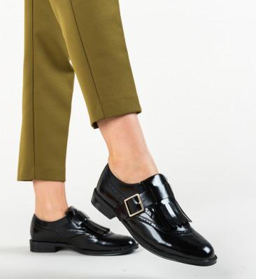 Pantofi Casual Brennan Negri