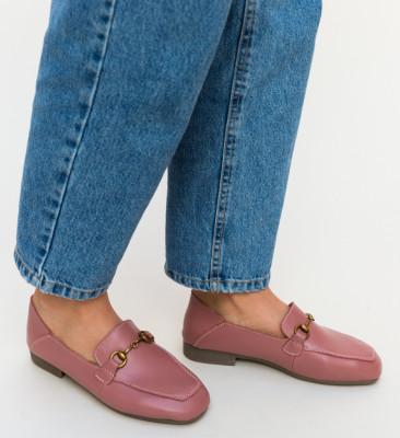 Pantofi Casual Caracom Roz