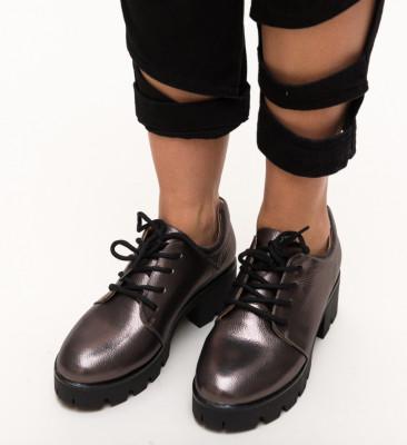 Pantofi Casual Ceho Gri