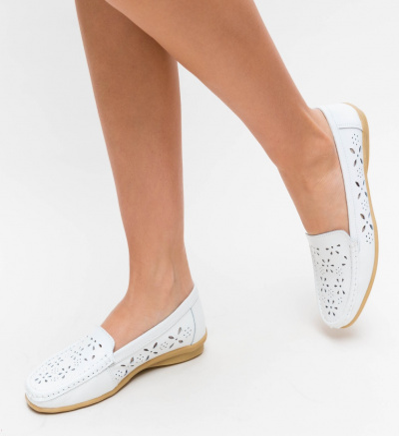 Pantofi Casual Debar Albi