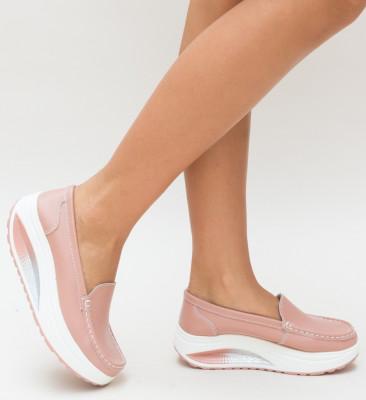 Pantofi Casual Drigo Roz