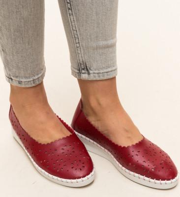 Pantofi Casual Egipt Rosii