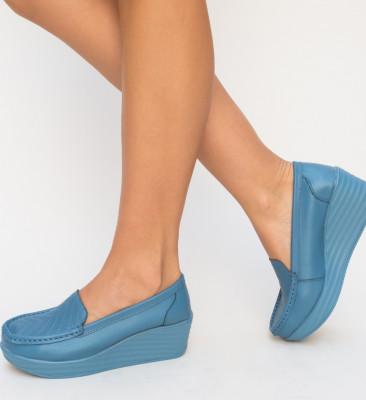 Pantofi Casual Ely Bleumarin