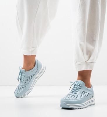 Pantofi Casual Eve Albastri