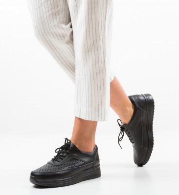 Pantofi Casual Eve Negri
