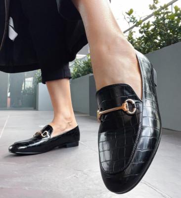 Pantofi Casual Gota Negri