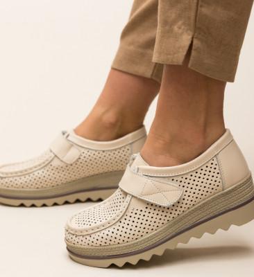 Pantofi Casual Histria Bej