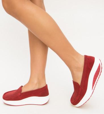 Pantofi Casual Isla Rosii