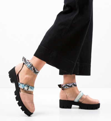 Pantofi Casual Jailala Roz