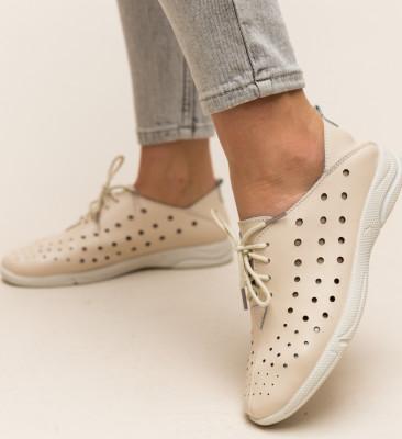 Pantofi Casual Jairo Bej