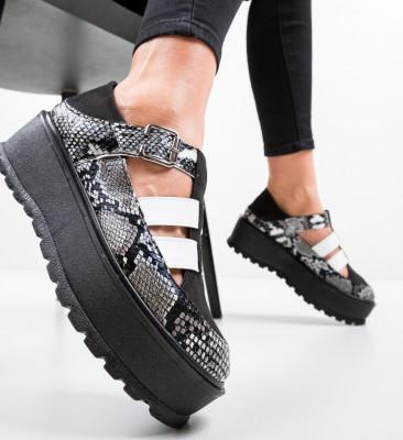 Pantofi Casual Karagam Negri 2