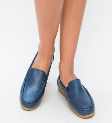 Pantofi Casual Kives Albastri