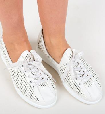 Pantofi Casual Mirino Bej