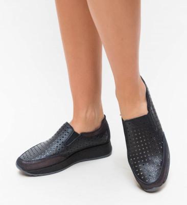 Pantofi Casual Olda Negri