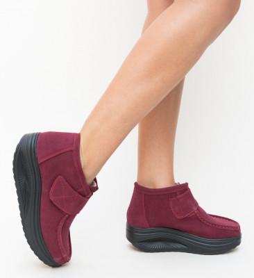Pantofi Casual Rusem Grena